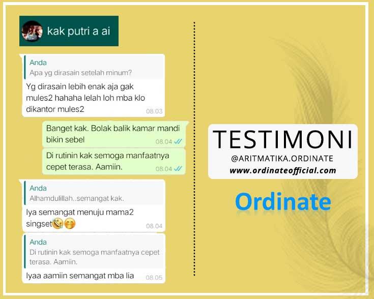 Testimoni-customer-ordinate-aritmatika